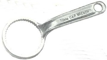 70mm Cap Wrench